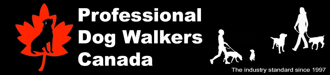 Professional Dog Walkers Canada